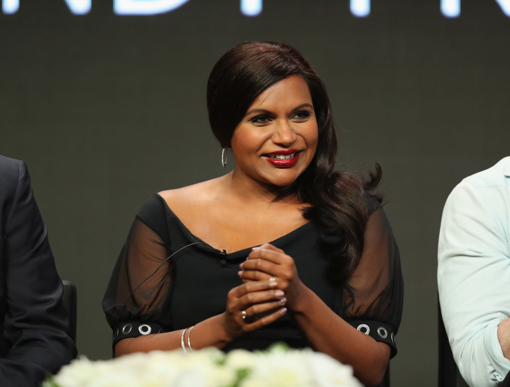 The Sweet Story Behind Mindy Kaling S Stage Name