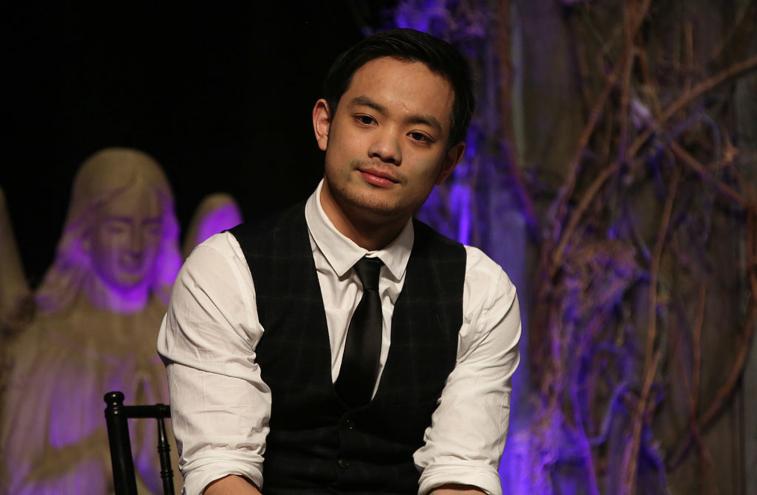 Osric Chau who plays Kevin Tran on 'Supernatural'