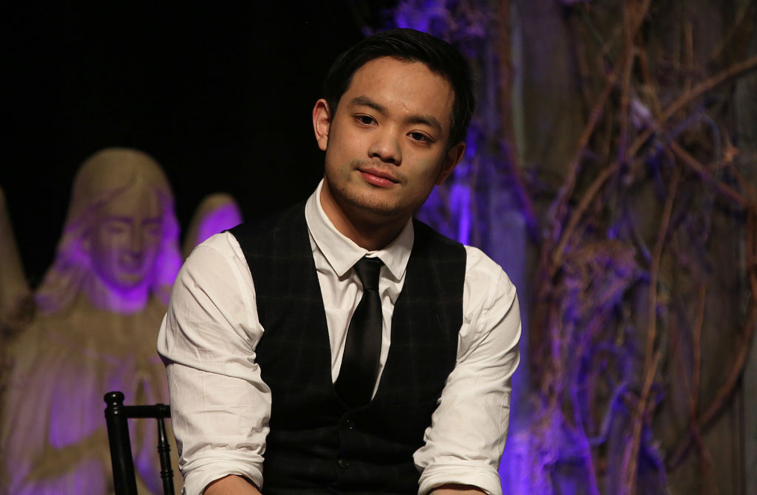 Osric Chau who plays Kevin Tran on 'Supernatural'