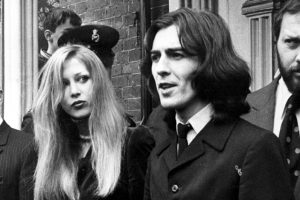 The Famous Beatles Lyric George Harrison Plucked From a James Taylor Song
