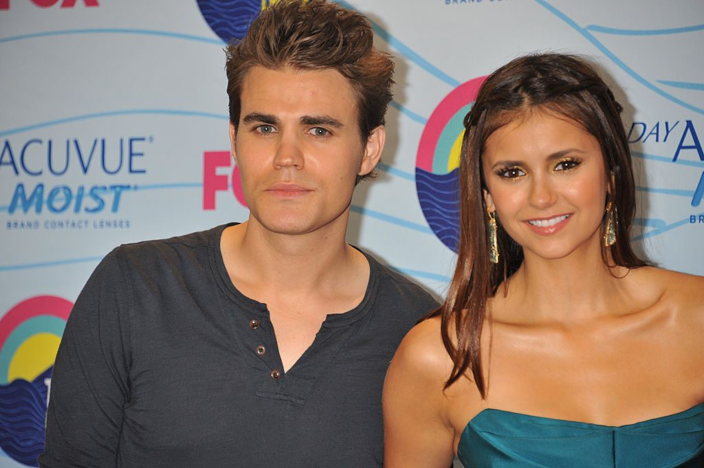 Who s dating who paul wesley