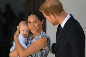How Prince Harry and Meghan Markle Used Baby Archie to Make History