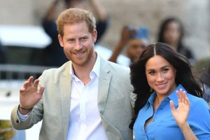 Prince Harry and Meghan Markle Broke This Royal Rule With Their Documentary