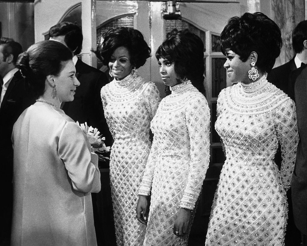 Princess Margaret and the Supremes
