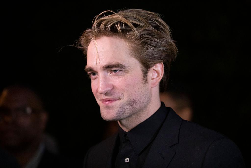 Robert Pattinson at a screening, 2019.
