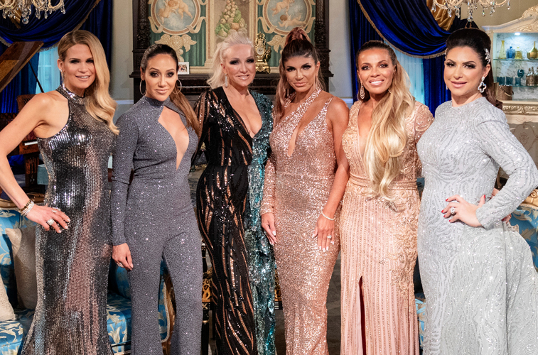 The cast of 'The Real Housewives of New Jersey'