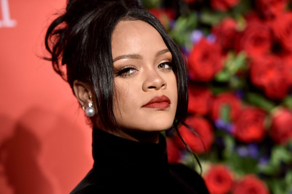 Rihanna Shares Chris Brown Song On Instagram & Her Fans Are Furious