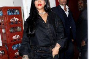 Rihanna Addresses Pregnancy Chatter in New Interview