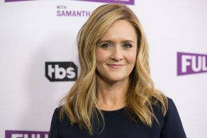 Samantha Bee Thinks Network Television Needs More Female Late Night Hosts