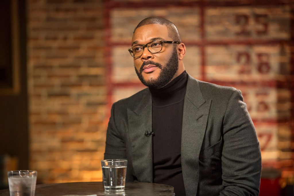 Tyler Perry on 'TODAY.'