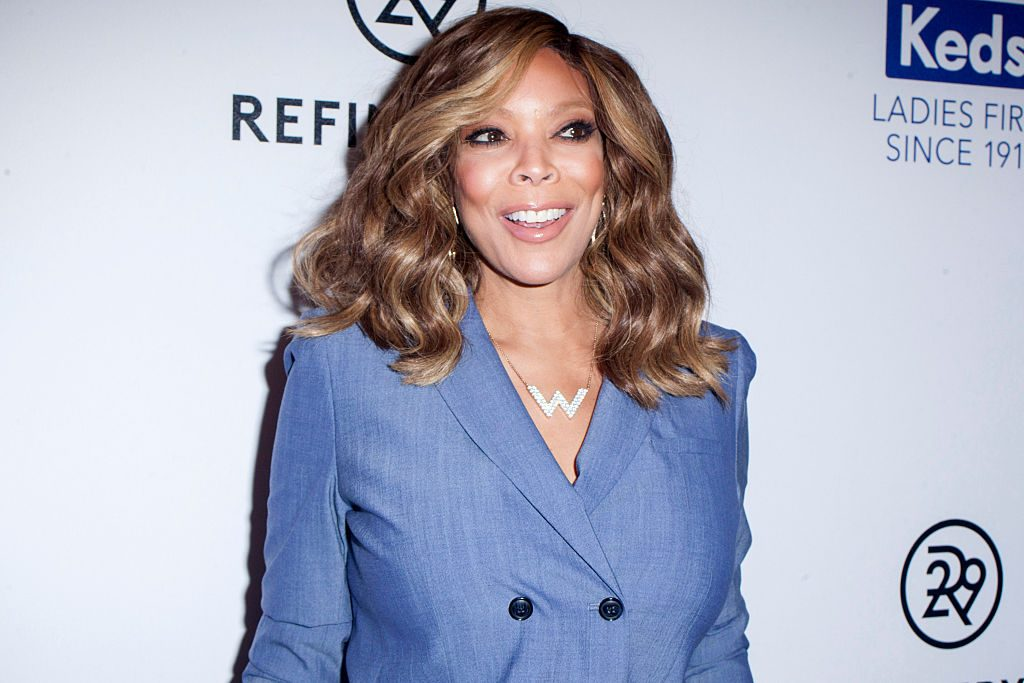 Wendy Williams attends the Keds Centennial Celebration at Center548.