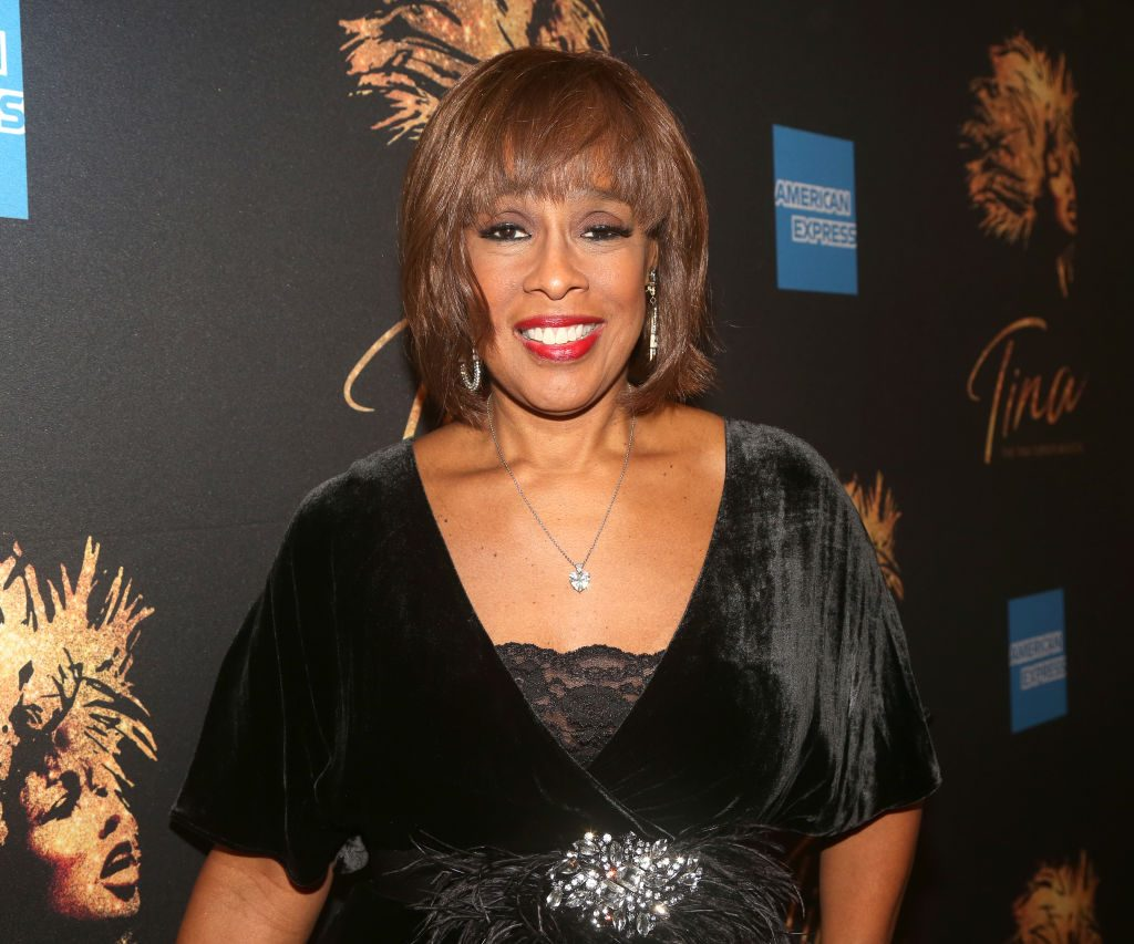 """CBS This Morning's"" Gayle King"