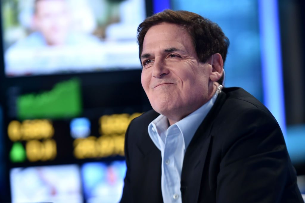 """Shark Tank's"" Mark Cuban"