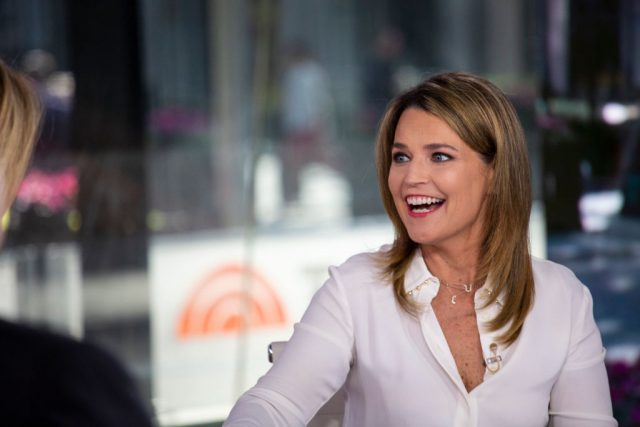 'Today Show's' Savannah Guthrie Says This 1 Thing Helps Her Have Peace