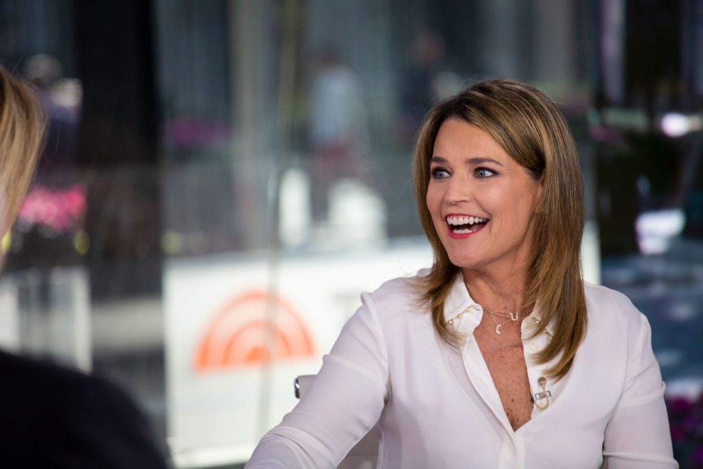 Today Show S Savannah Guthrie Says This Is The 1 Question She Wishes She Never Asked