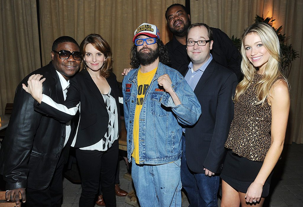 The cast of '30 Rock'