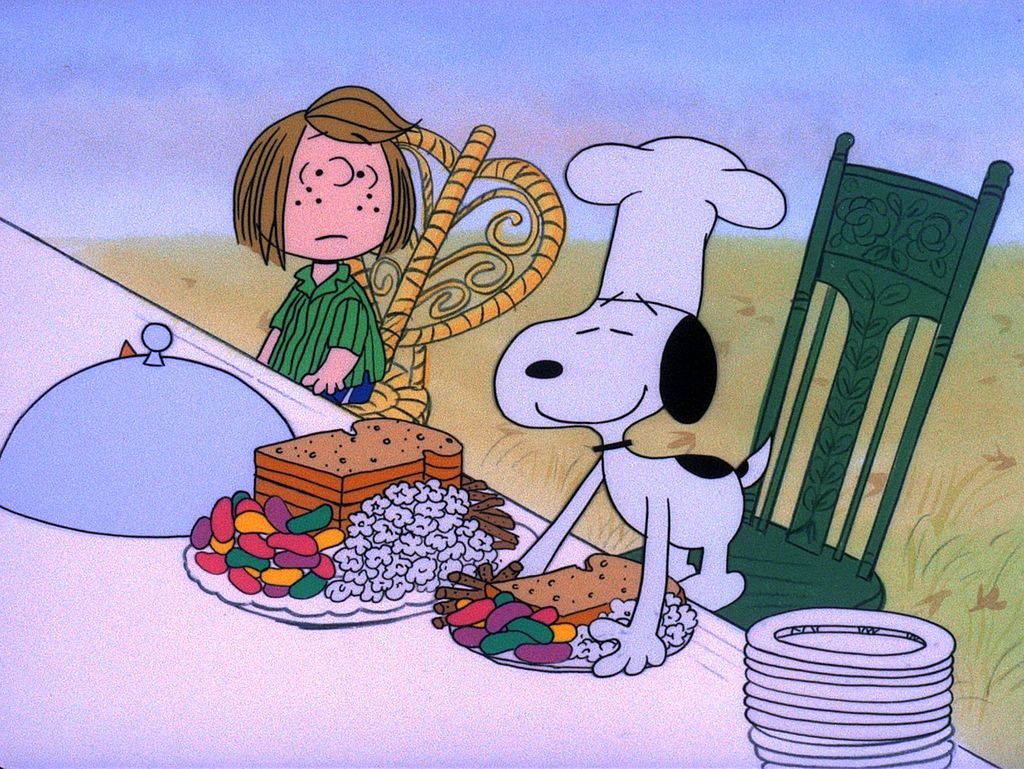 """""""A Charlie Brown Thanksgiving"""""""