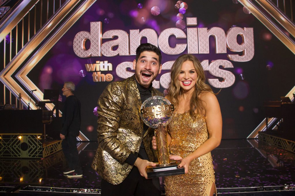Dancing with the Stars Winners 2019: Alan Bersten and Hannah Brown