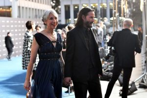 Keanu Reeves Fans Completely Approve of His Girlfriend, Alexandra Grant
