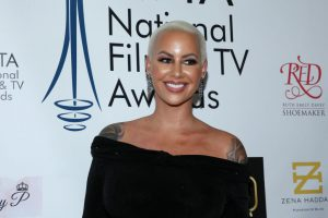 Amber Rose Opens Up About Getting Plastic Surgery After Giving Birth