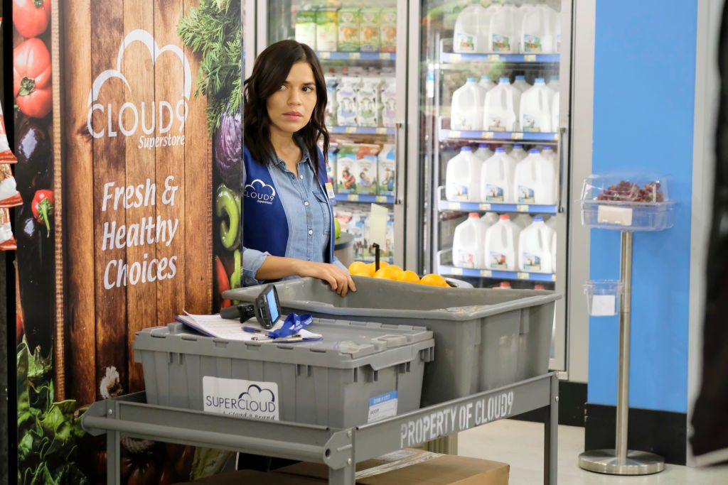 America Ferrera in 'Superstore'
