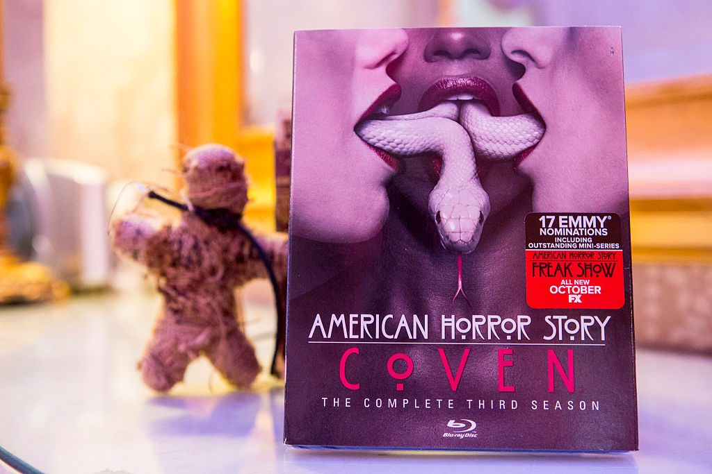 'American Horror Story: Coven' Fan Event