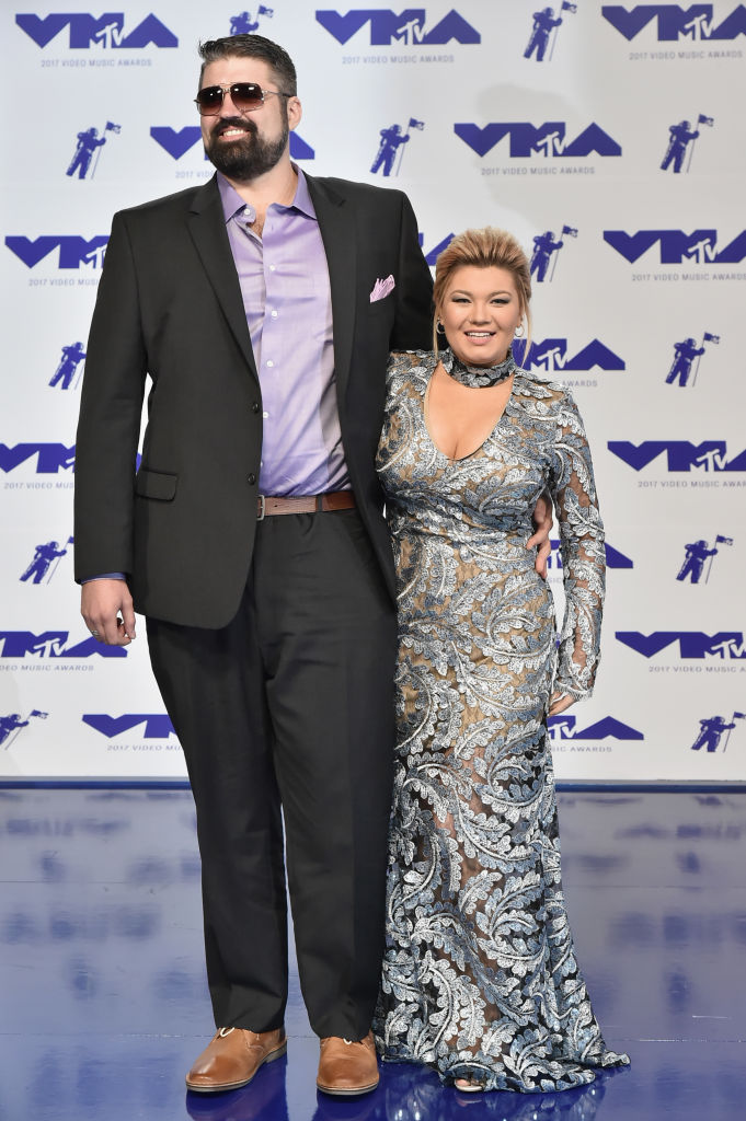 Andrew Glennon and Amber Portwood