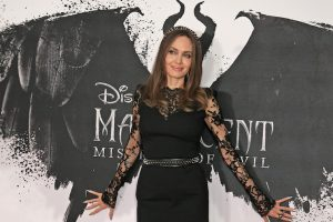 What Was Angelina Jolie's First Tattoo?