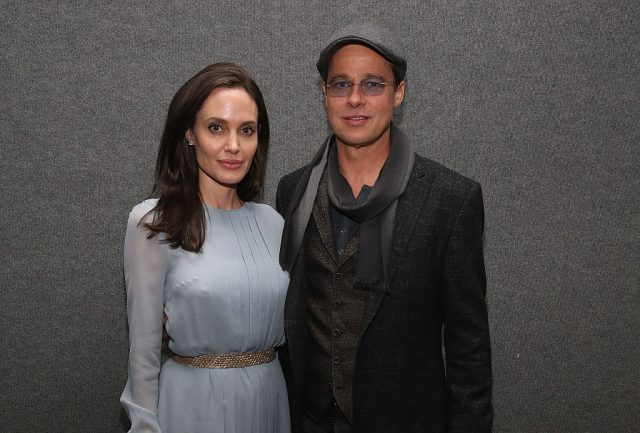 Is Angelina Jolie Using Her Kids As Weapons Against Brad Pitt?