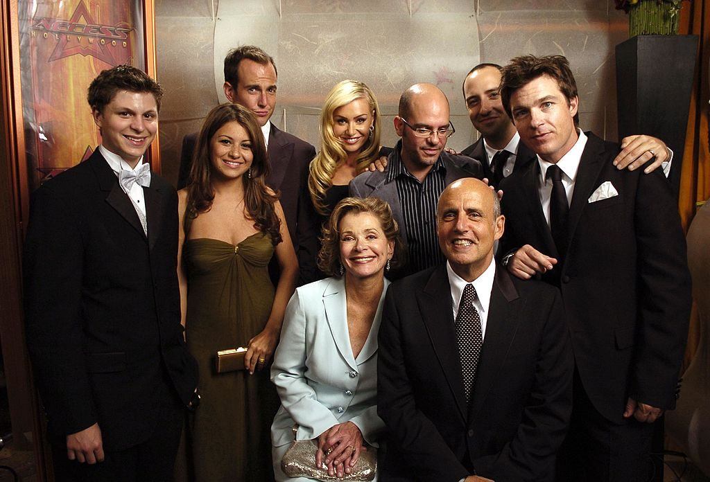 The cast of 'Arrested Development.'
