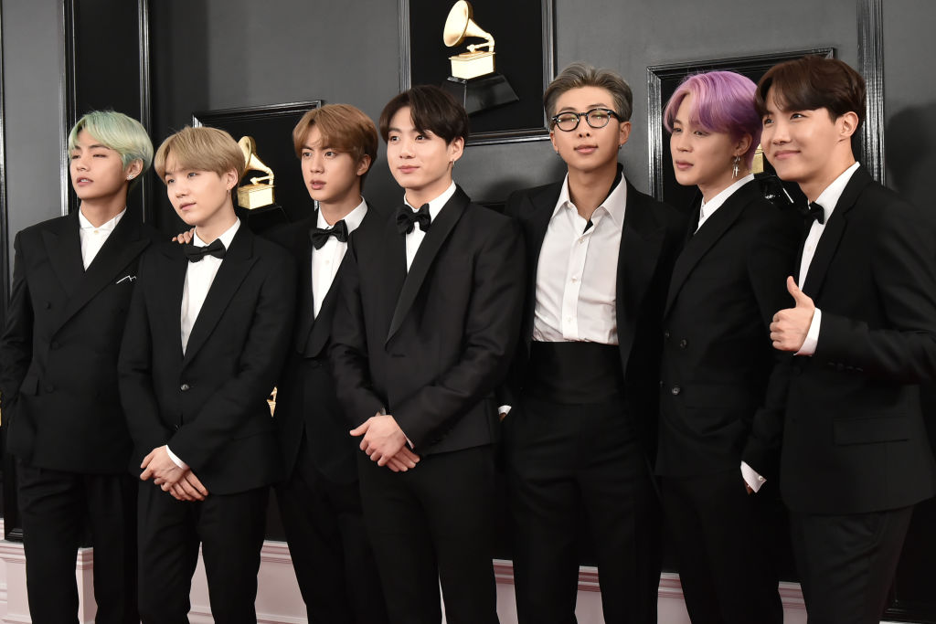 What Are The Odds Bts Will Be Nominated For A Grammy Award