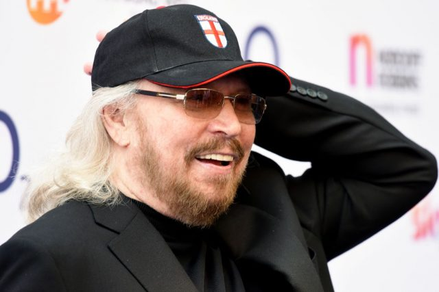 Barry Gibb attends the Nordoff Robbins' O2 Silver Clef Awards