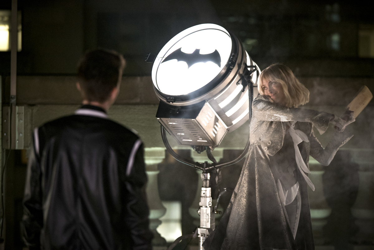 Batwoman's Batsignal