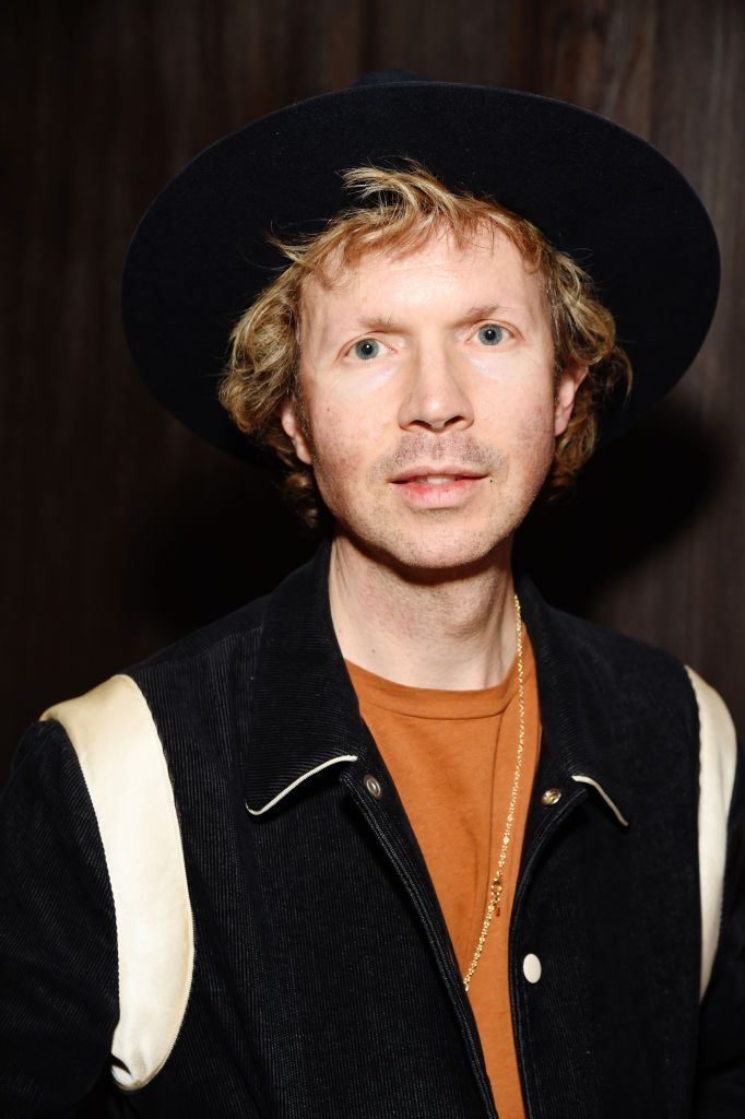 Beck attends an Exclusive Preview of The West Hollywood EDITION on October 29, 2019