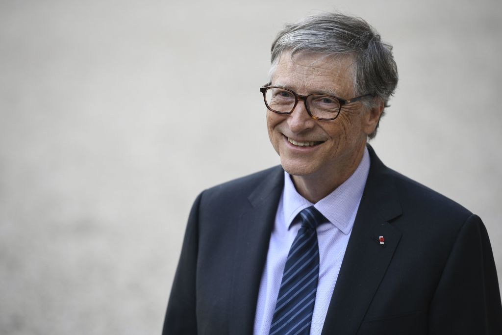 Bill Gates is not trying to block out the sun