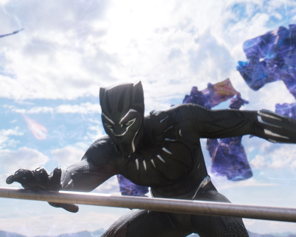 Marvel's Black Panther coming to Disney+