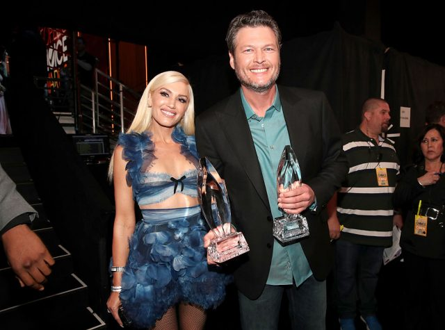 Blake Shelton Gwen Stefani Net Worth