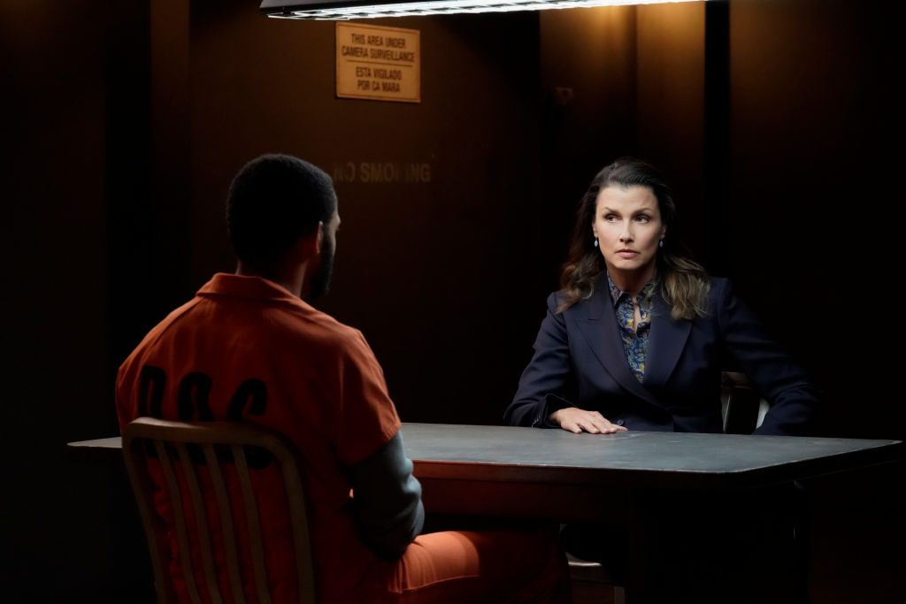 Bridget Moynahan as Erin Reagan on 'Blue Bloods'