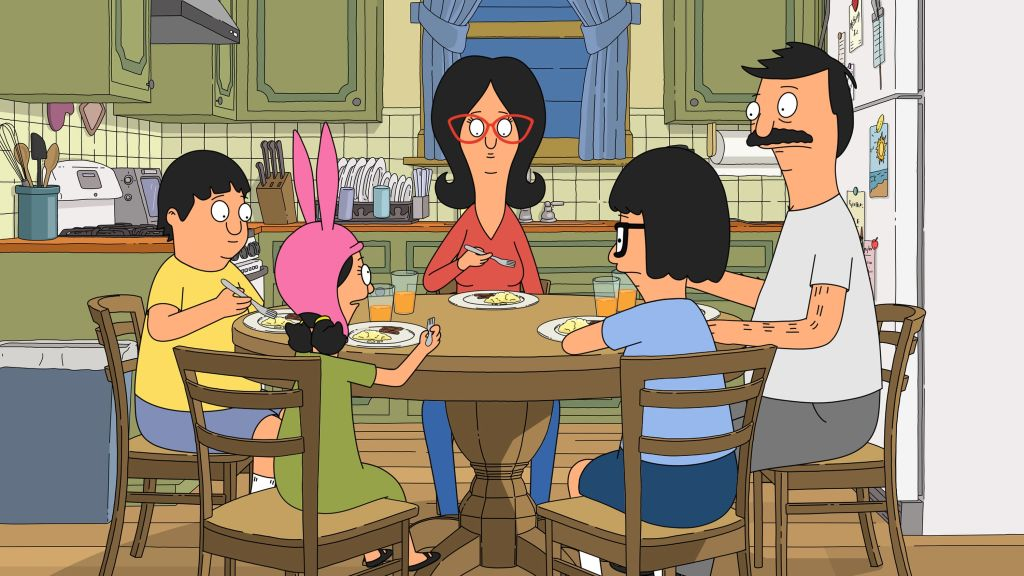 Bob's Burgers Thanksgiving