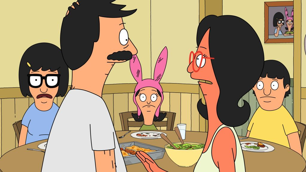 Bob S Burgers Bob Desperately Tries To Cook A Turkey For Thanksgiving Showbiz Cheat Sheet