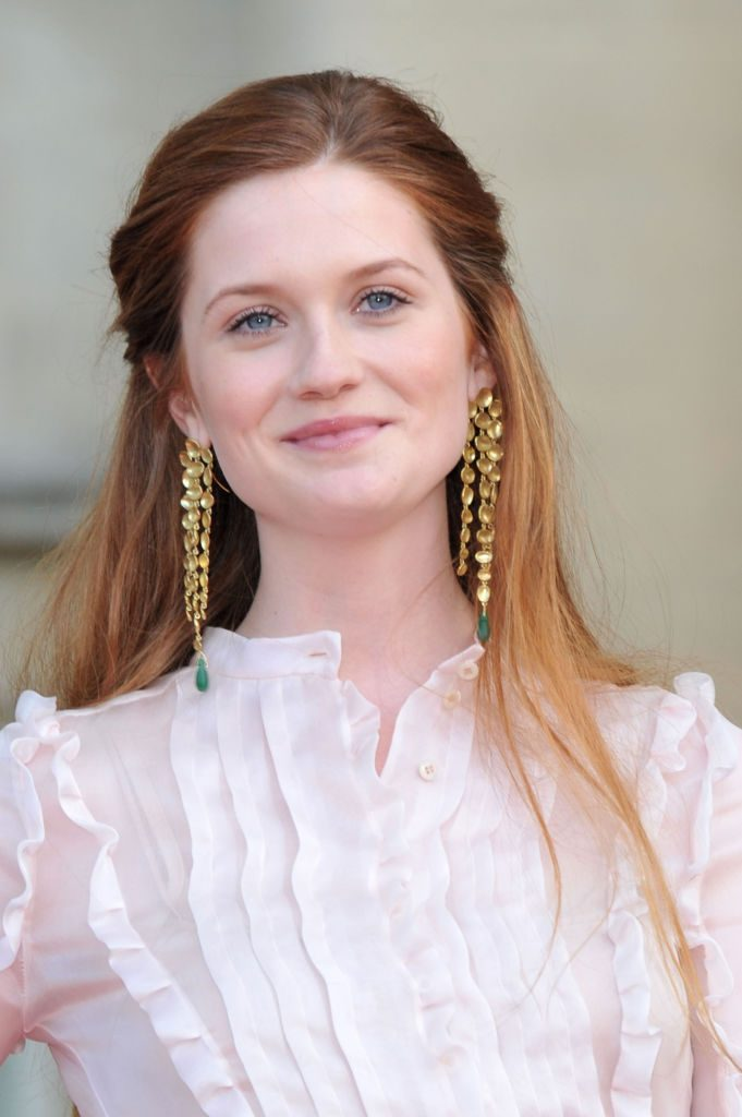 Bonnie Wright (Ginny Weasley) of Harry Potter