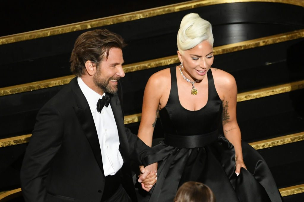 Bradley Cooper and Lady Gaga   Kevin Winter/Getty Images