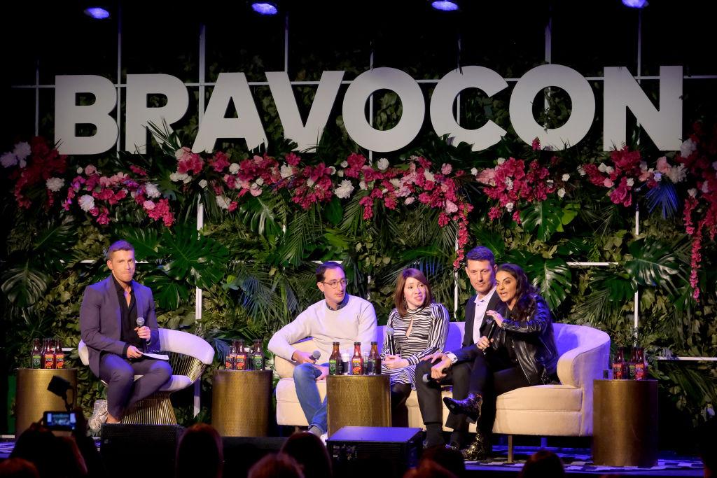 Evan Real, Aaron Rothman, Lorraine Haughton Lawson, Bill Langworthy, Nadine Rajabi