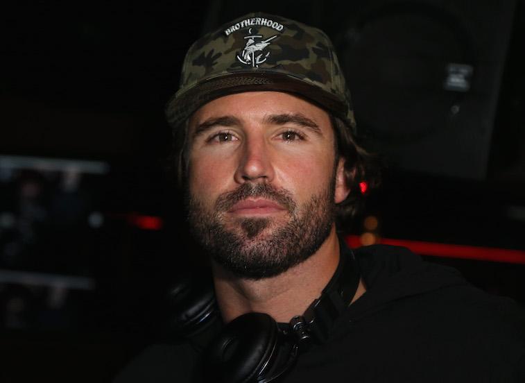 Brody Jenner in Vegas