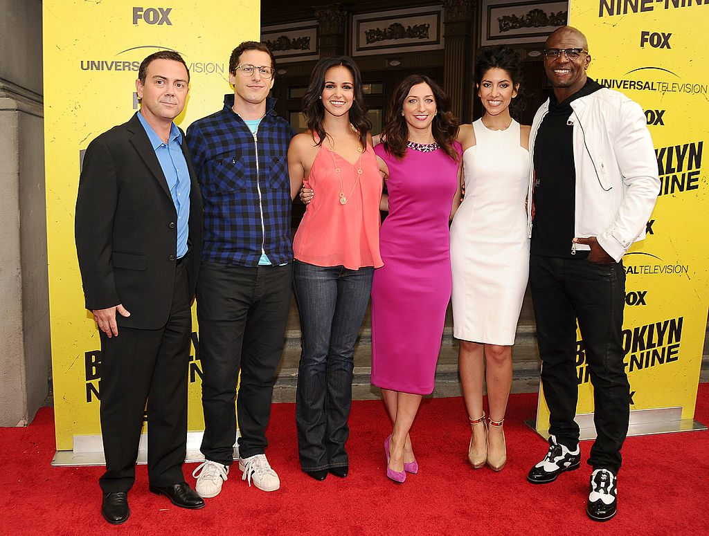 'Brooklyn Nine-Nine' cast