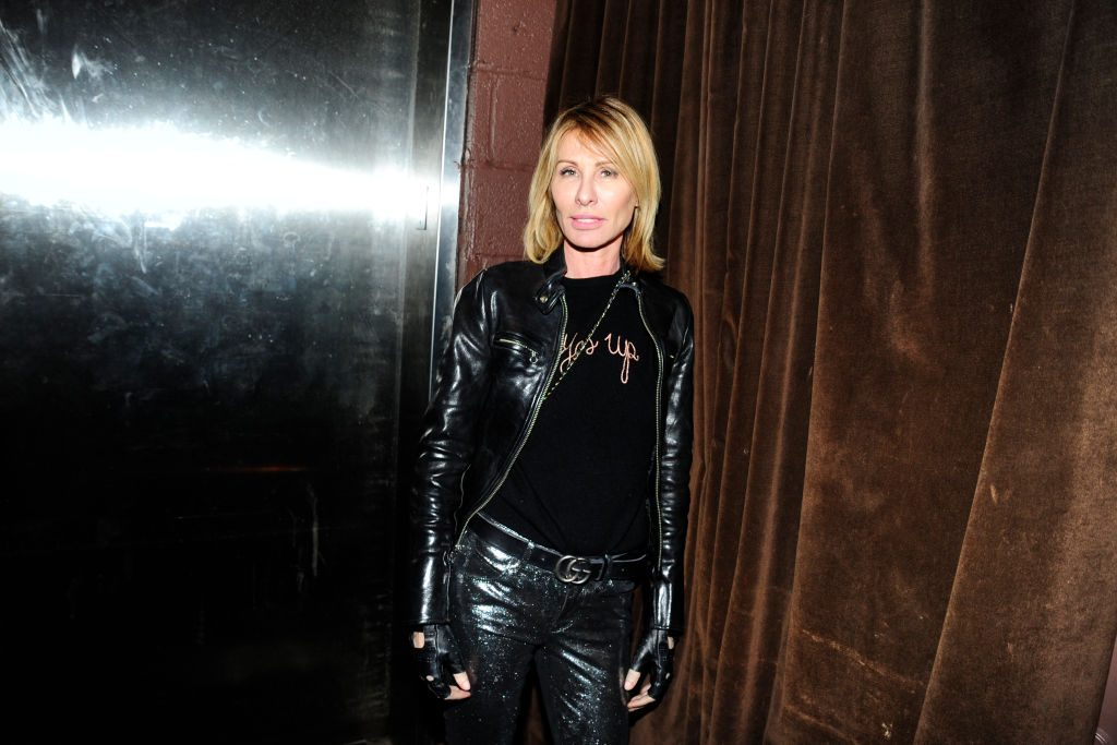 """Carole Radziwill attends Universal Pictures With The Cinema Society Host The After Party For """"Green Book"""" at Jimmy At The James Hotel, NYC"""