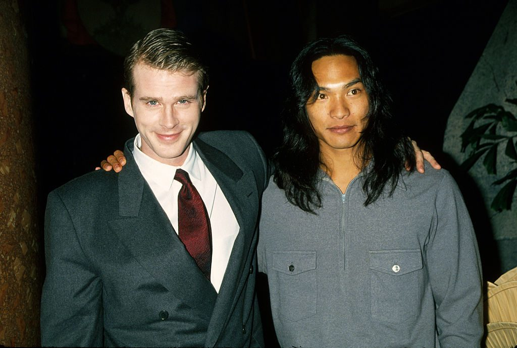 Cary Elwes and Jason Scott Lee