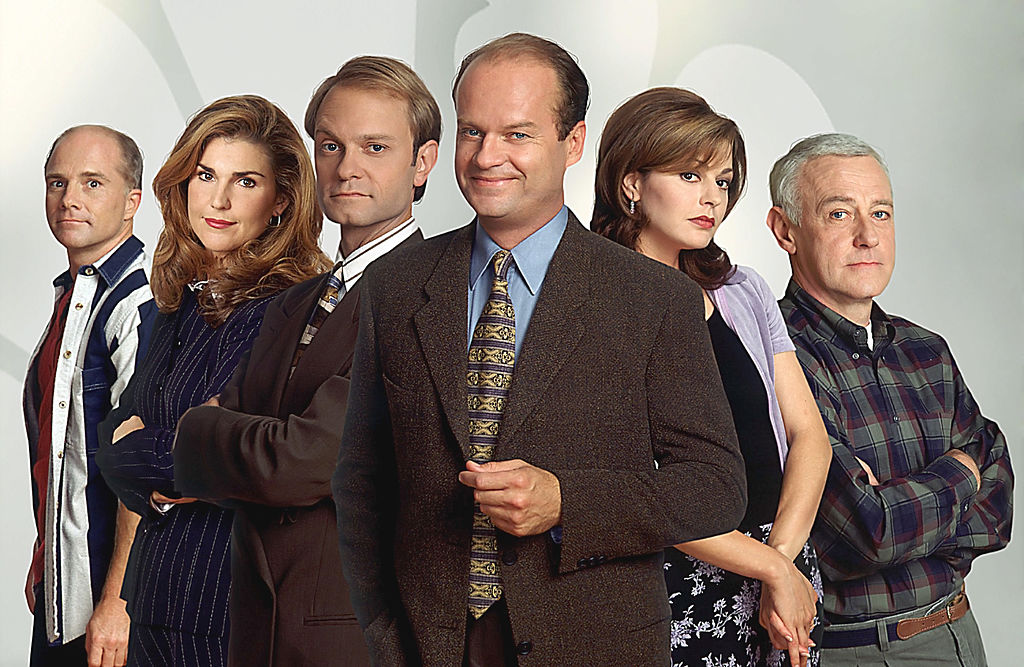 What S The Status Of The Frasier Reboot It S Coming Sooner Than