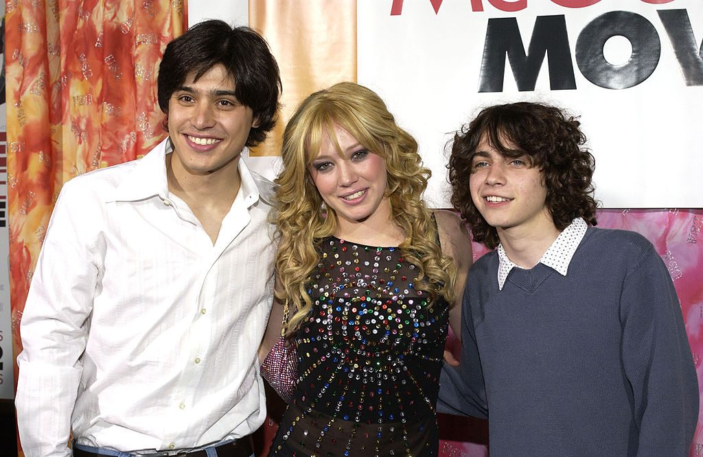 Cast of The Lizzie McGuire Movie