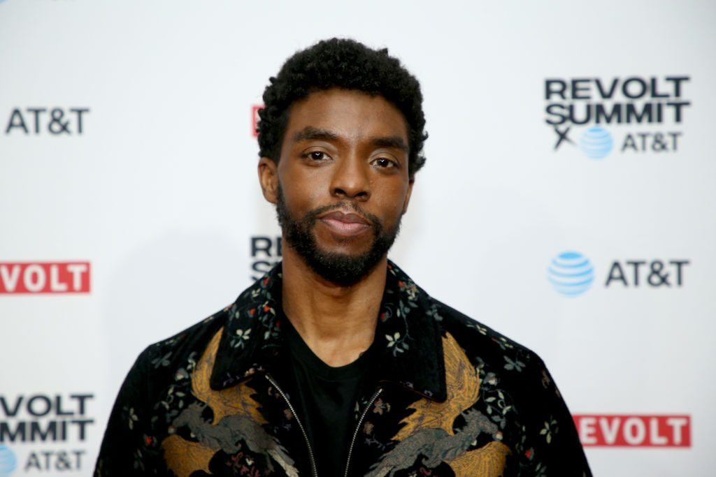 Chadwick Boseman at REVOLT X AT&T Host REVOLT 3-Day Summit In Los Angeles - Day 3